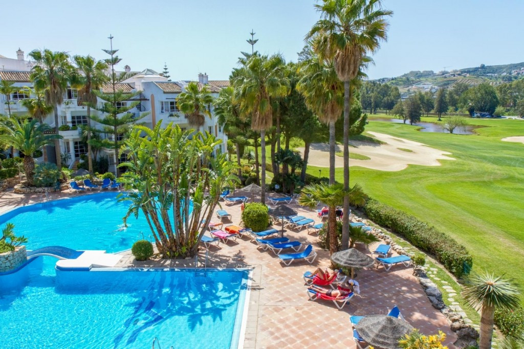 Apartment Middle Floor Mijas Golf Málaga Costa del Sol R3073444