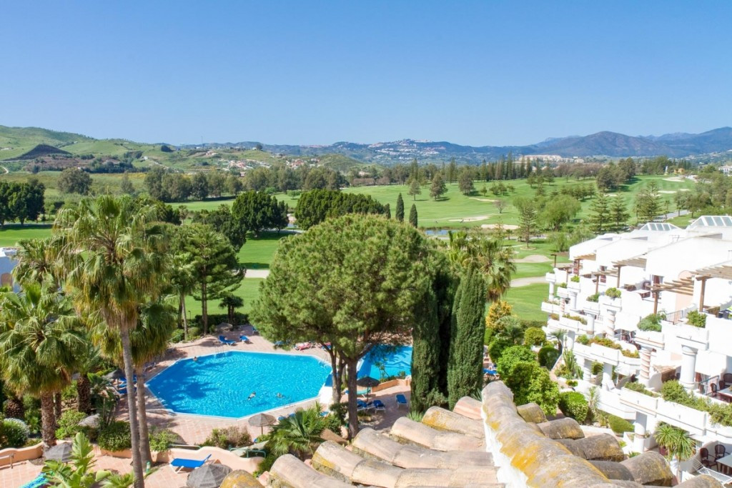 Apartment Middle Floor Mijas Golf Málaga Costa del Sol R3073444 2