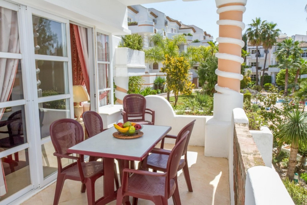 Apartment Middle Floor Mijas Golf Málaga Costa del Sol R3073444 3