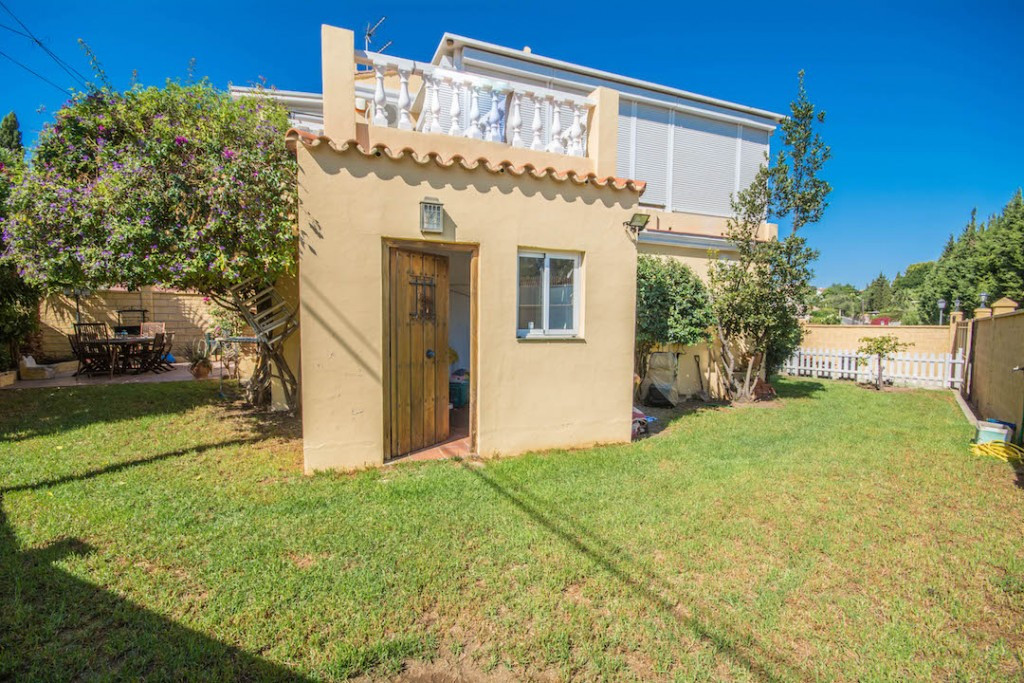 Semi-Detached House in Mijas Costa