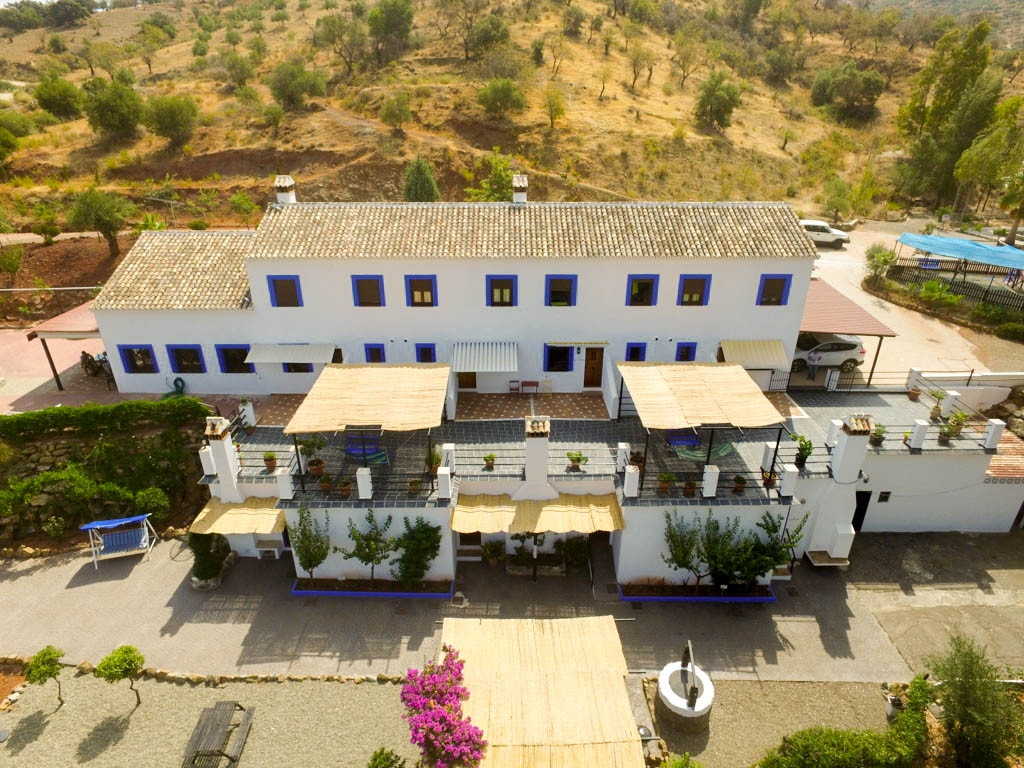 Hotel Rural located in beautiful natural area surroundings with panoramic views, 100% tranquility an,Spain
