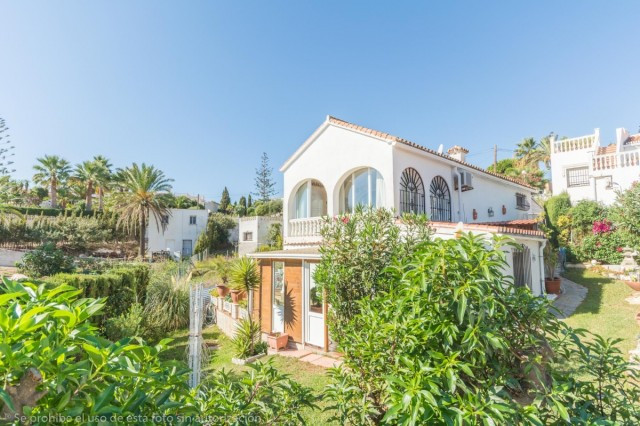 Beautiful Villa in El Faro with self contained accommodation..  It is distributed as follows. Main h,Spain