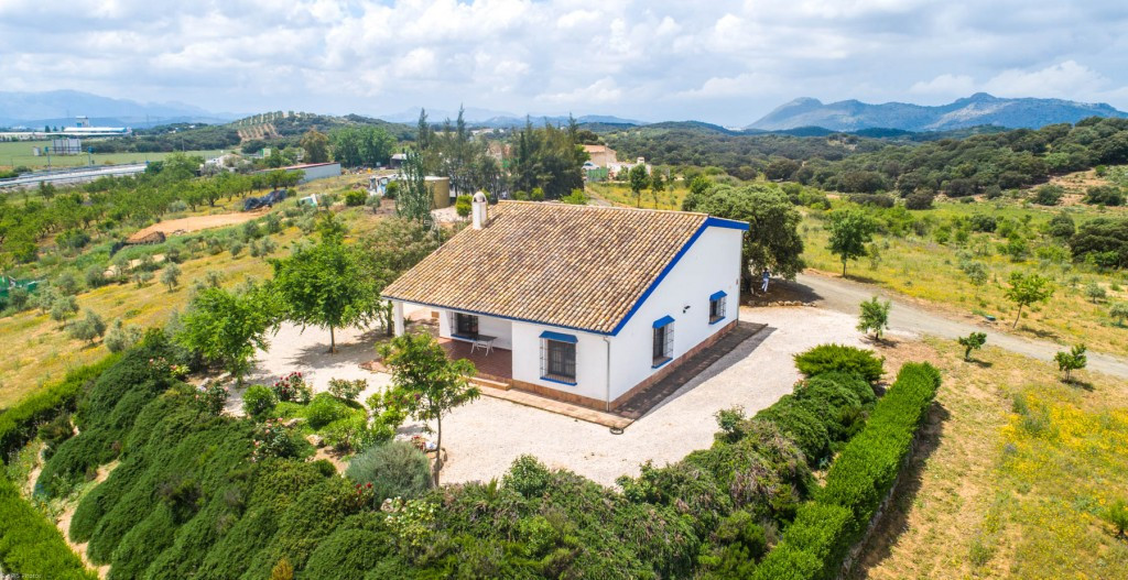 Beautiful Finca very well built on a flat plot of 27.830m2 located a short distance from the service, Spain