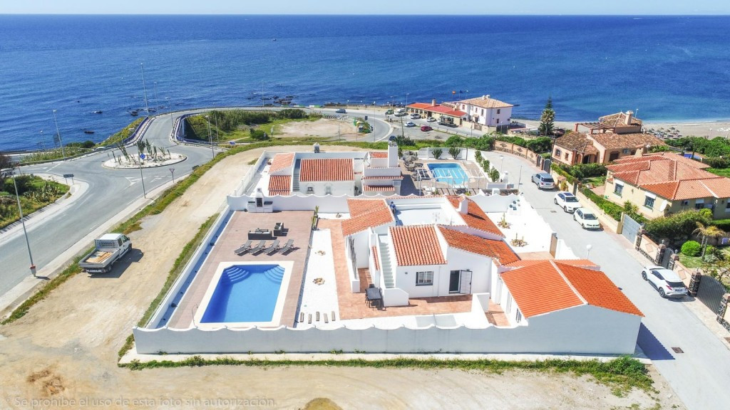 OPPORTUNITY!!  Fabulous Villa on one floor, totally renovated, with beautiful sea views and walking , Spain