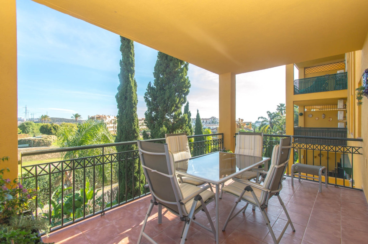 Spacious and modern corner apartment with 2 large terraces located between the golf courses of Rivie,Spain