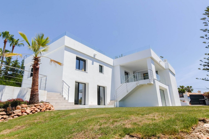 Marbella Banus Villa – Chalet, Nueva Andalucía – R3195151