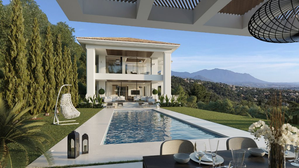 4 Bedroom Villa For Sale in El Madroñal - El Madroñal, Benahavis