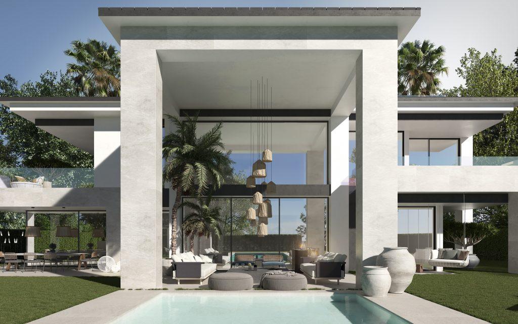 Detached Villa for sale in Nueva Andalucía R3795178