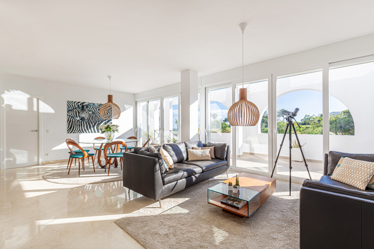 This contemporary designed top floor apartment has been built and designed to the highest standards.,Spain