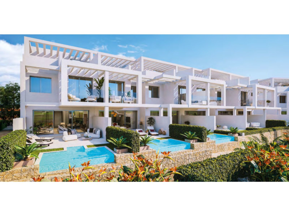 Contemporary Apartments with Terrace, Casares