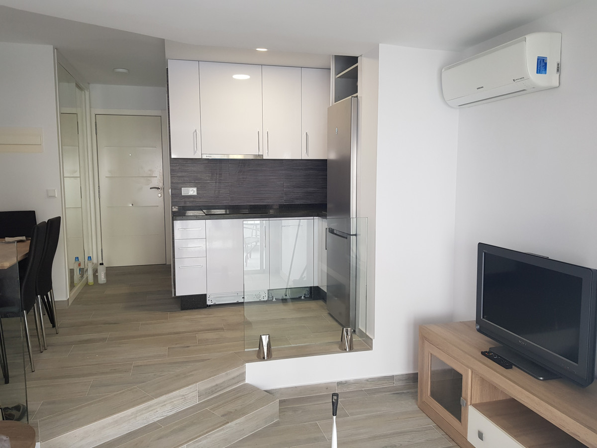GREAT FOR INVESTMENT OR PERSONAL USE. South facing ground floor studio apartment that has been fully,Spain