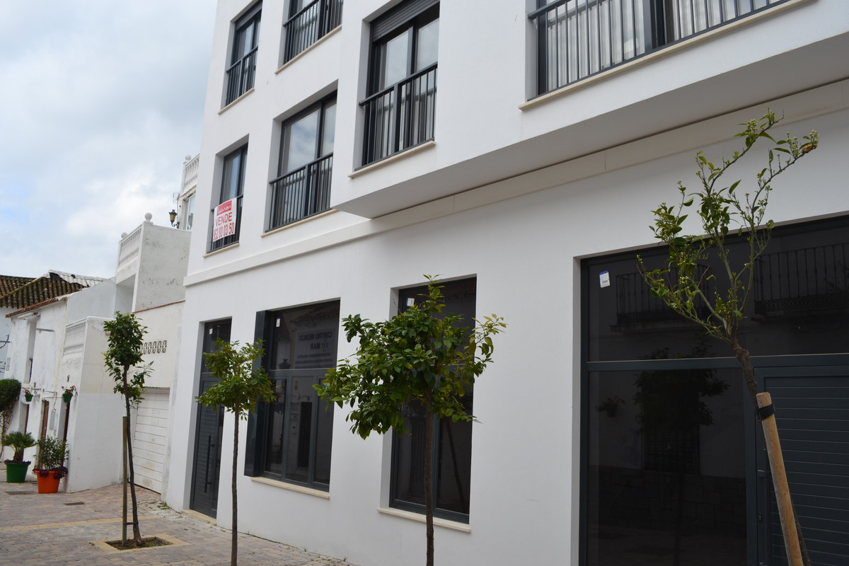 Family sized property in the heart of historic Estepona