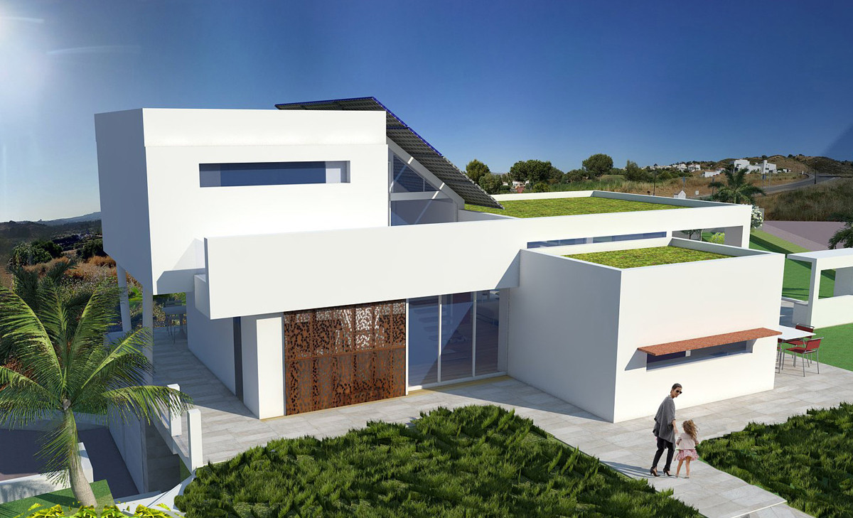 Off Plan Villa near to La Cala de Mijas