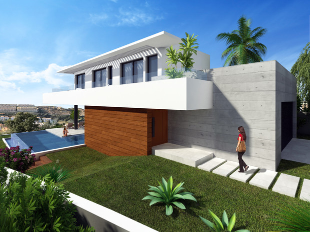 A state of the art, elegant villa conceived and built for your personal requirements.