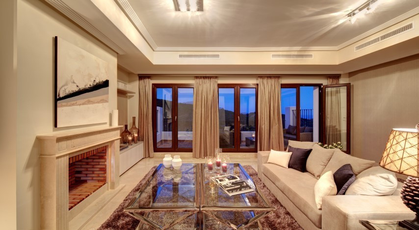 Enjoy the country club life on the Costa del Sol