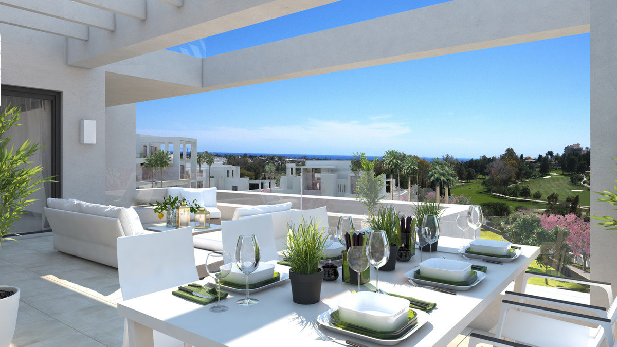 Modern en contemporary with panoramic views