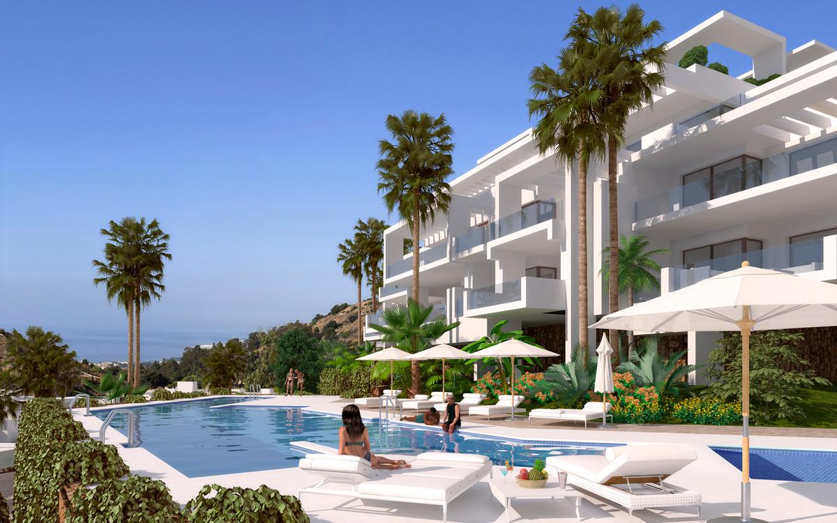 Des vues panoramiques incroyables à seulement 10 minutes de Marbella