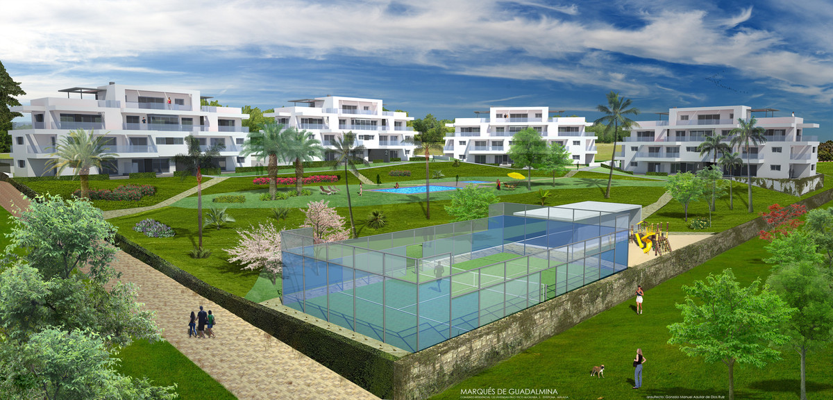 Located next to the two golf courses of Atalaya