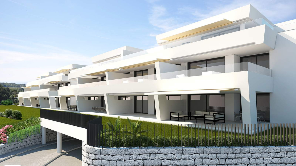 At only 10 minutes to Marbella : the apartment of your dream. Come to discover it !