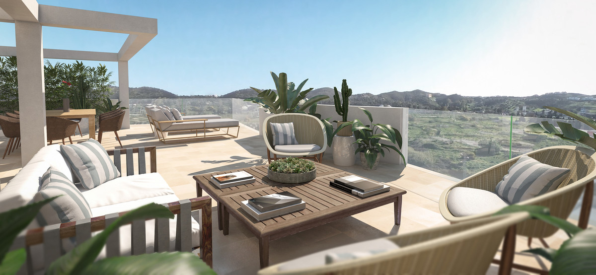 Apartments and penthouses with spectacular views