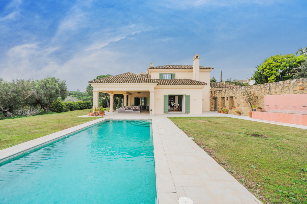 Exceptional Villa with Panoramic Sea Views at Sotogrande
