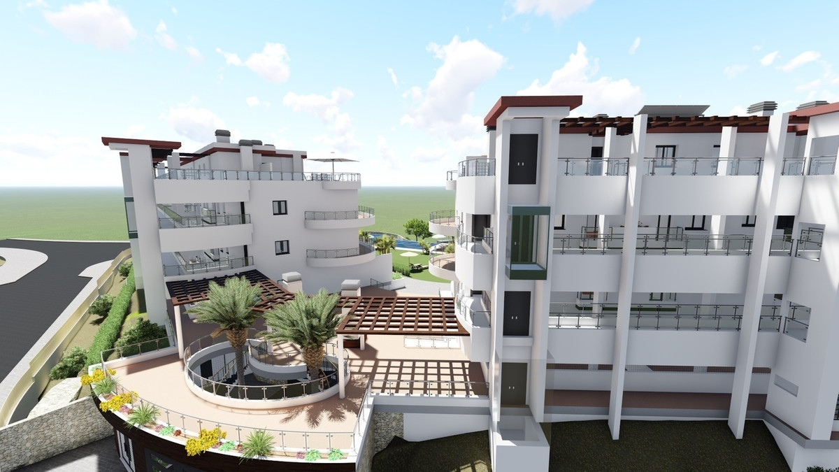 Off plan apartments with stunning sea views