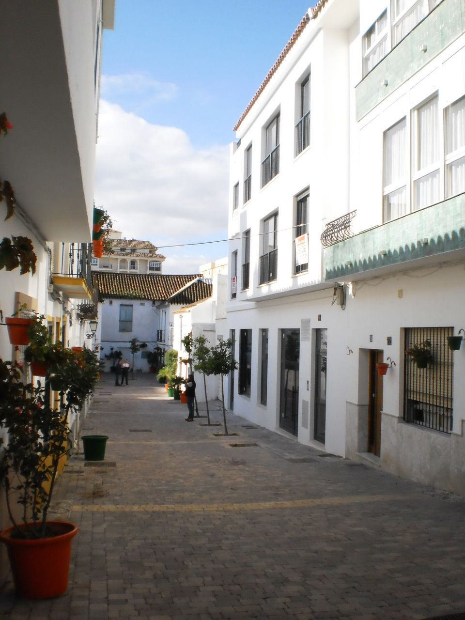 Newly renovated apartment in the heart of Estepona old town!