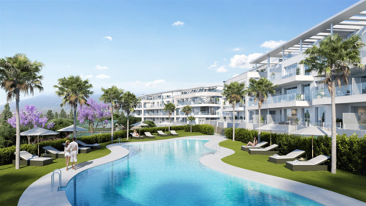 Unique new development ideally situated between La Cala de Mijas and Fuengirola