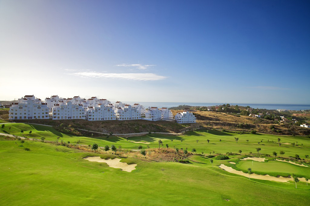 Fantastic location, on a popular golf resort!