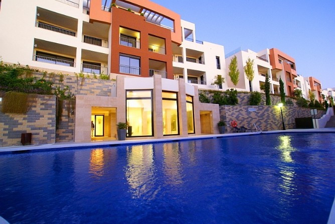Luxurious residential complex 4km from Marbella