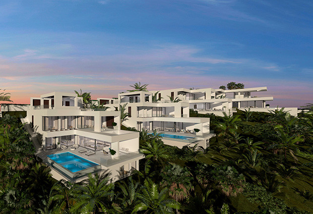 Situated near to Puerto Banus : the perfect mix between elegant, modern and luxury