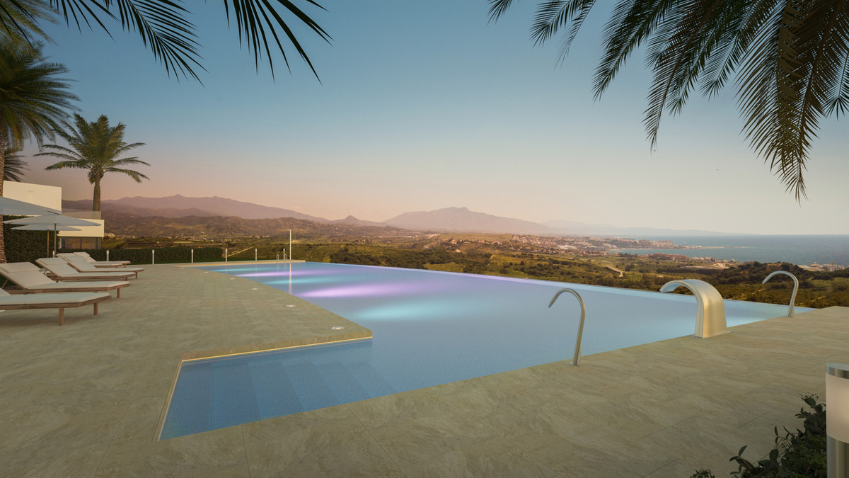 3-bed on one of the most prestigious developments on the Costa del Sol