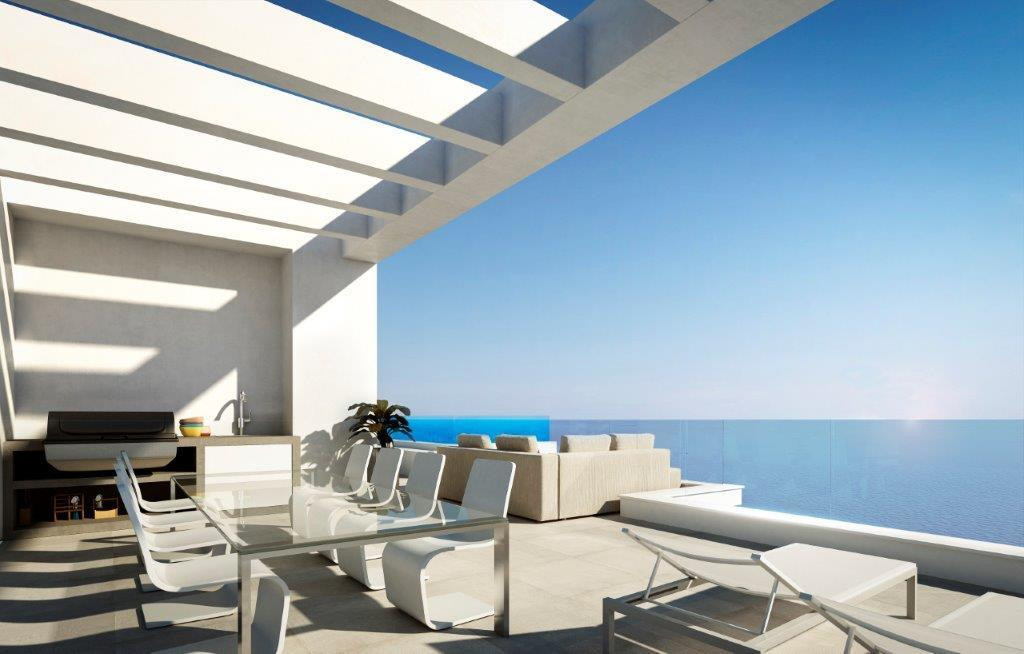 stunning new apartments flooded with light, close to the beaches