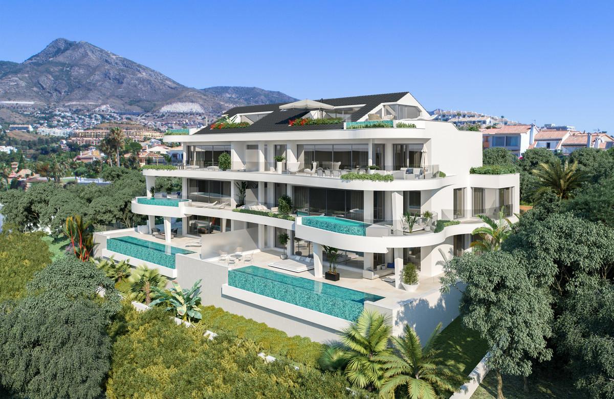 1-4 bed apartments in designer complex