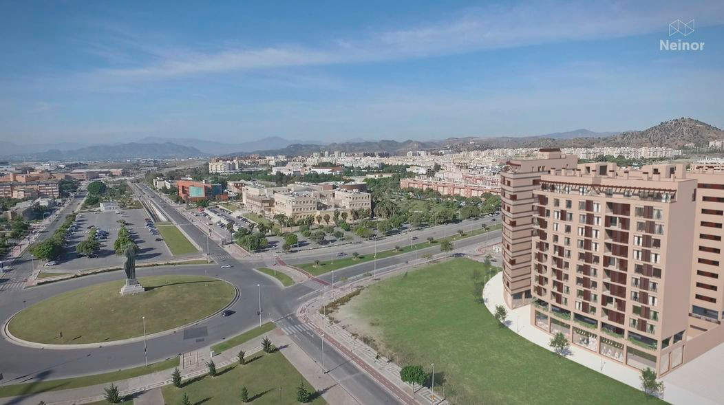 Malaga City - great for living & rental opportunity