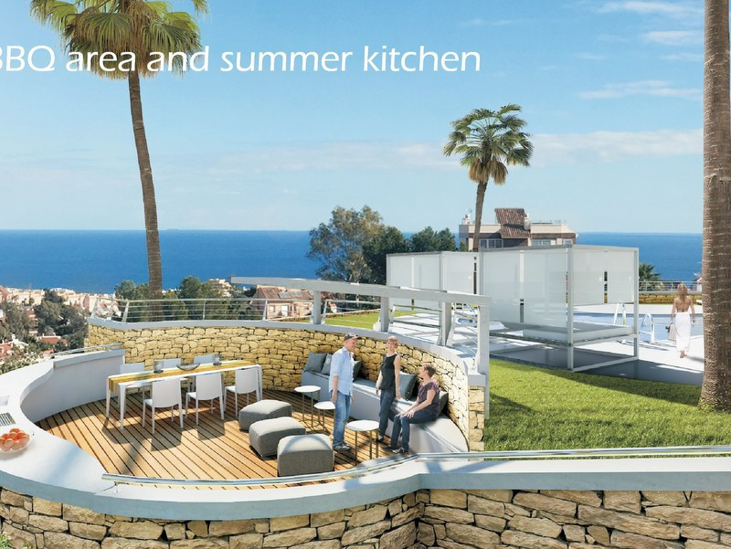 Amazing sea views and perfect lifestyle on Costa del Sol