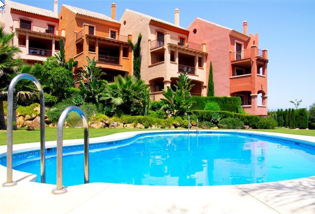 Luxury development on the beaches of the Costa del Sol