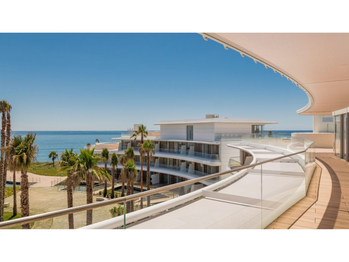 Views across the bay from your luxurious Spanish home