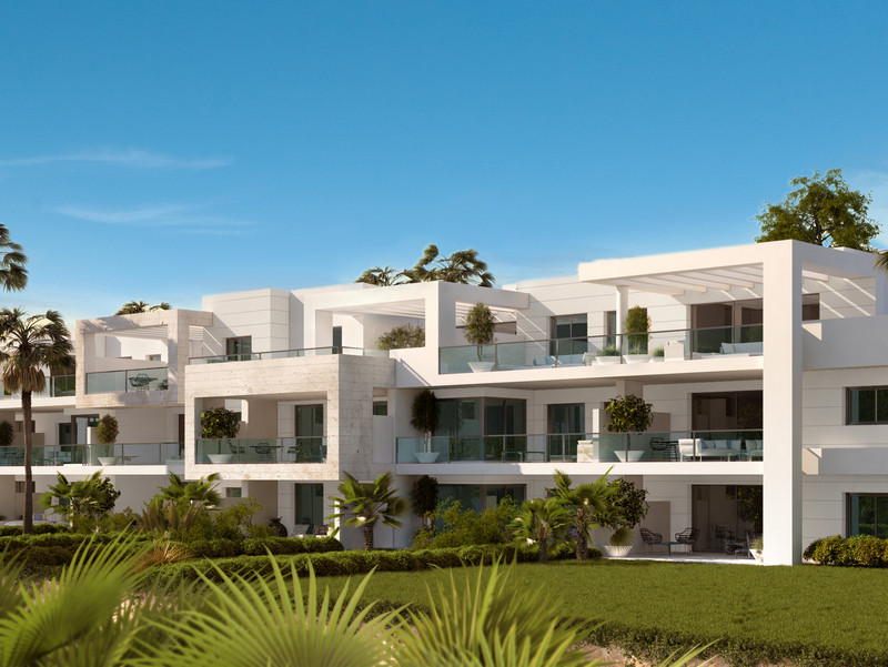 Top quality apartment surrounded by a golf course