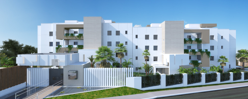 The elegance and comfort near to Puerto Banus and the nightlife