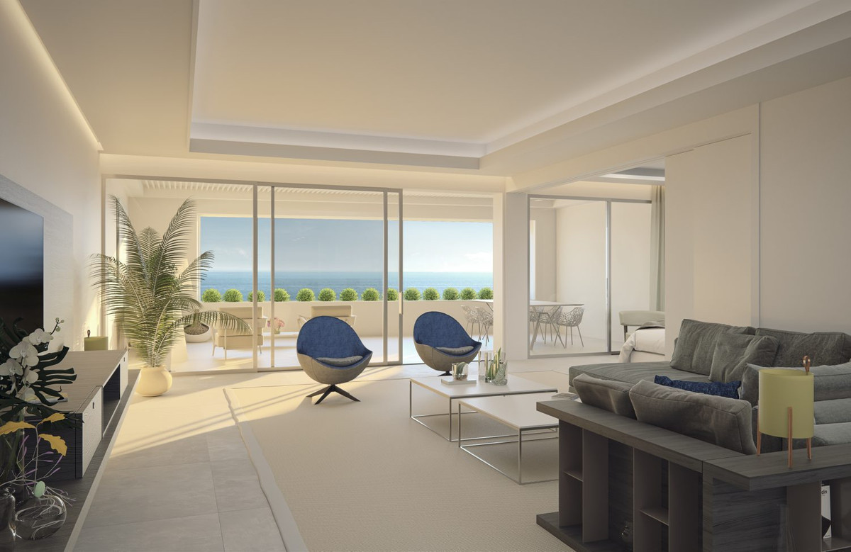 Exciting development on the sea front - Estepona