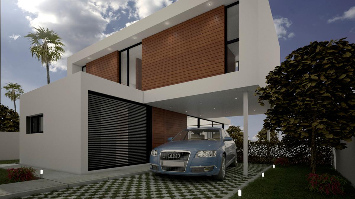 Contemporary villa between Marbella and Puerto Banus