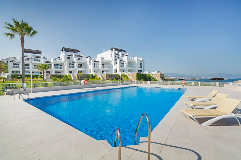 Luxury property combining sun, sea and fantastic views