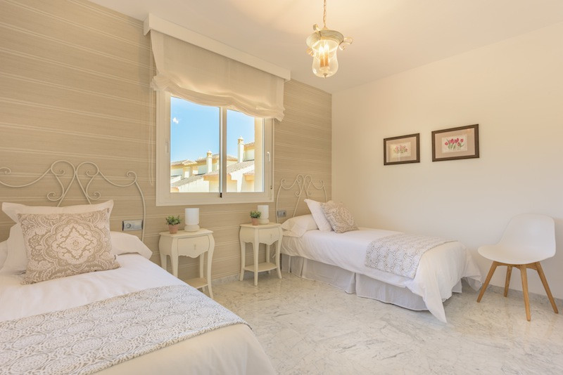 3 bed townhouse located in an Andalusian development