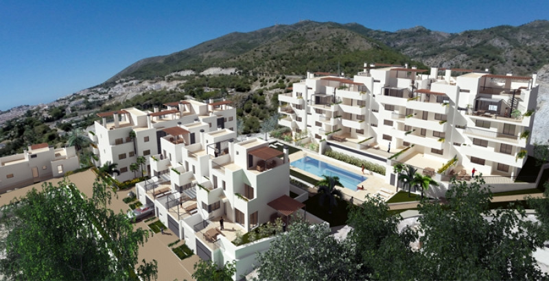 3 bed apartment in perfect location - Malaga