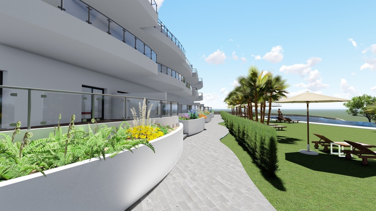 Elevated position offering gorgeous sea views
