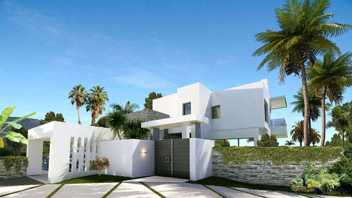 Beautiful villas 200m from the most exclusive beach