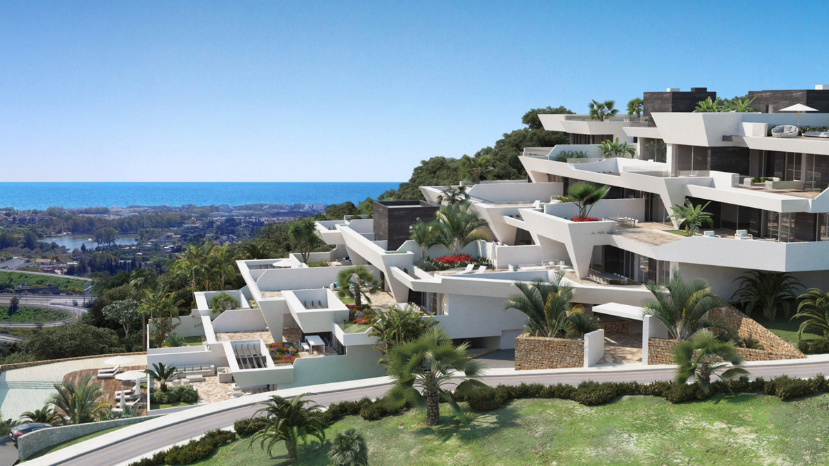 Unique apartments close to stylish San Pedro Alcantara