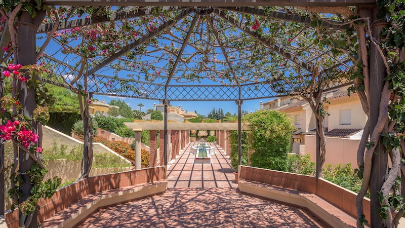 Luxurious 3 bed townhouse - Andalusian style