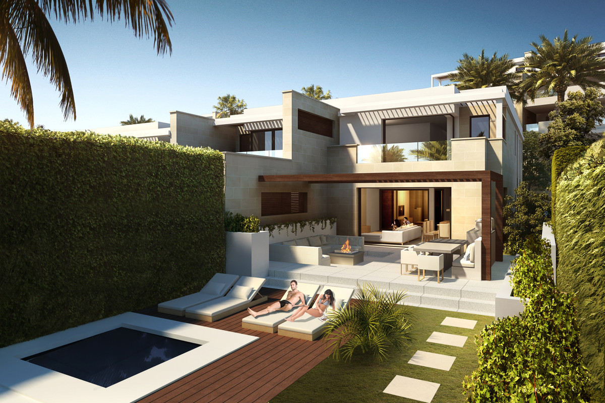 Panoramic sea views on the new Golden Mile
